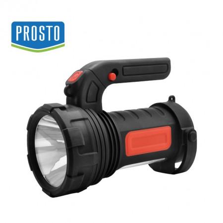 LED baterijska lampa 12 + 1 LED Prosto PL6296