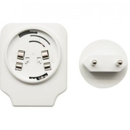 Punjač 3 x USB 3.4A + EU,UK,USA adapter, WEWO W-008