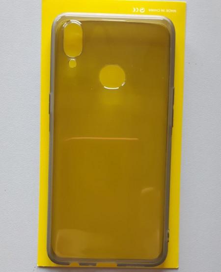 """TPU maska 0.3mm ultra tanka za Samsung SM-J107F Galaxy A10S 2019 (6.2"""") smoke"""
