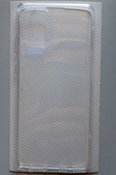 """TPU maska 0.3mm ultra tanka za Samsung SM-N770F, Galaxy Note 10 Lite 2020, A81 (6.7"""") providna"""