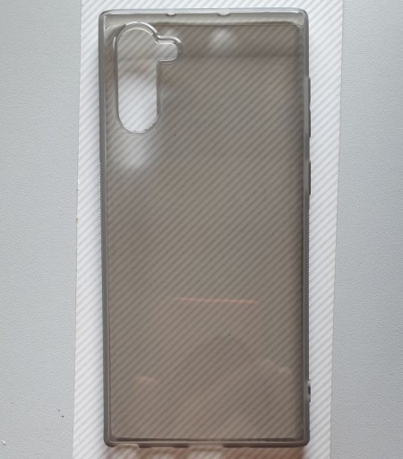 "TPU maska 0.3mm ultra tanka za Samsung SM-N970F, Galaxy Note 10 2019 (6.3""), smoke"