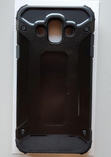 """TPU maska DEFENDER za SM-J720F, Galaxy J7 Duo (5.5"""") 2018, crna"""