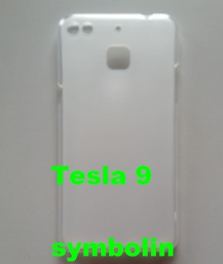 TPU maska za Tesla 9 leđa matirana, rubovi providni