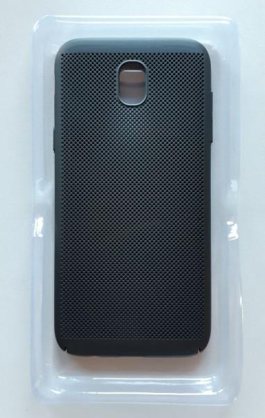 TPU/PC BREATH maska za SM-J530F Galaxy J5 2017, crna