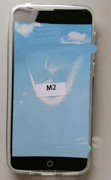 "TPU Pudding maska za MEIZU M2 (5.0"") 2015, providna"