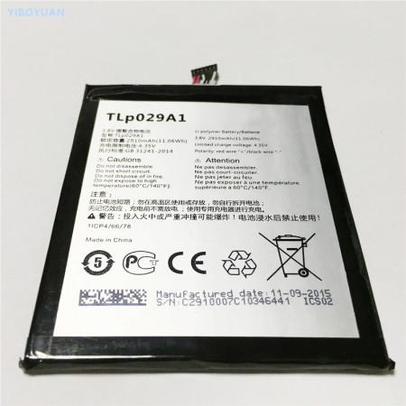 """Baterija TLp029A1 One Touch Pop 3 ( 5.5"""" ) OT-5025, OT-5025D"""