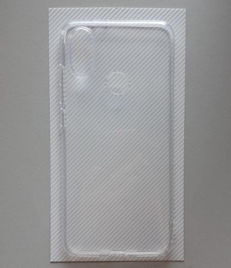 TPU 0,3mm ultra tanka maska za Xiaomi Mi 6X, Xiaomi A2 2018, providna