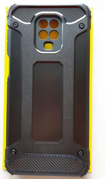 "TPU maska DEFENDER za Xiaomi Redmi Note 9 Pro 2020, Redmi Note 9S (6.67"") crna"