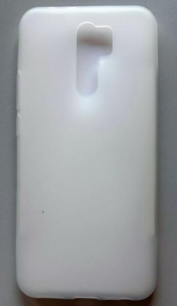 "TPU maska Pudding za Xiaomi Redmi 9 2020 (6.53"") bela"