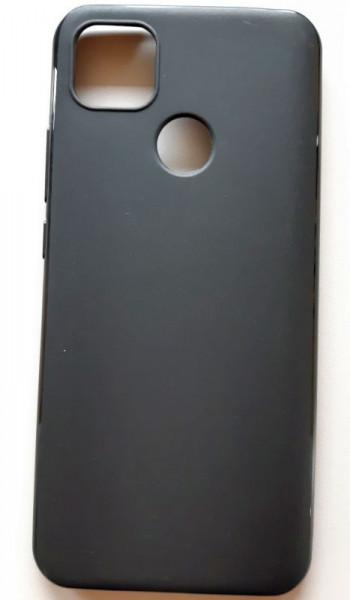 """TPU maska Pudding za Xiaomi Redmi 9C 2020 (6.53"""") crna"""