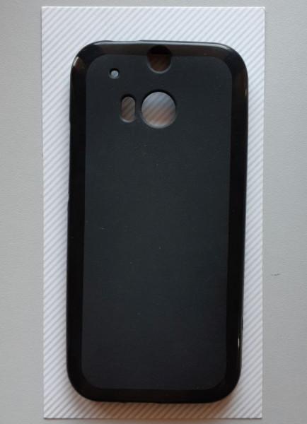"TPU Pudding maska za HTC One M8 (5.0"") 2014, crna"