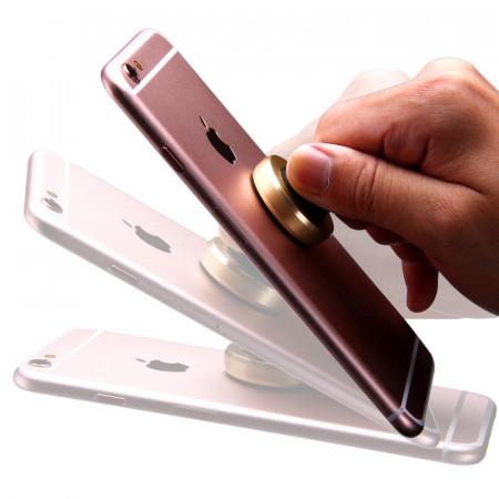 Univerzalni držač telefona sa magnetom za ventilaciju crni ili sivi