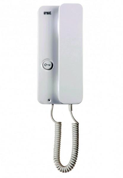 URMET audio interfon za 16 korisnika, interfon za 16 stanova
