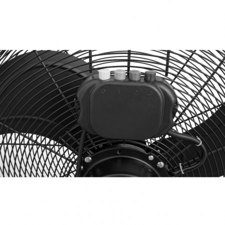 Ventilator PROSTO FF50M/BK, 120W