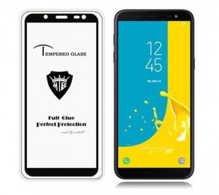 "Zaštitno kaljeno staklo 5D Full Glue za Samsung SM-J600F GALAXY J6 2018 (5.6"")"