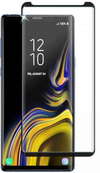 """Zaštitno staklo 5D za SM-N960F, Galaxy Note 9 (6.4""""), ZAKRIVLJENO crni"""