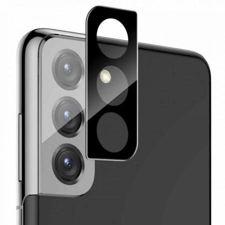 """Zaštitno staklo za kameru za SAMSUNG SM-G996F, Galaxy S21 Plus 2021 (6.7"""") crno"""