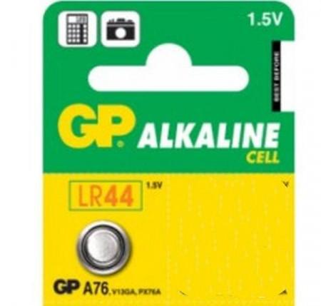 ALKALNA BATERIJA 1.5V DUGMASTA AG13-LR44 GP LR44 A76 V13GA PX76A