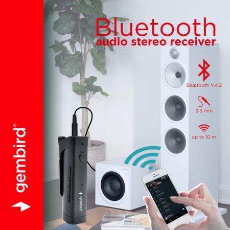 Bluetooth adapter prijemnik, 3.5mm AUX Audio Stereo Music Home Car Gembird BTR-05