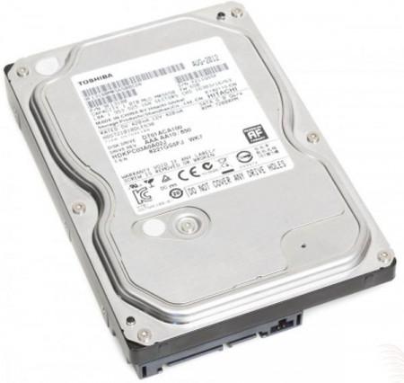 """HDD interni 3.5"""" Toshiba DT01ACA100, 32MB Interni Hard disk HDD 3.5"""" SATA3 7200 1TB"""