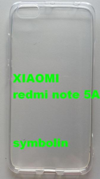 Maska 0,3MM za Xiaomi REDMI NOTE 5A  providna