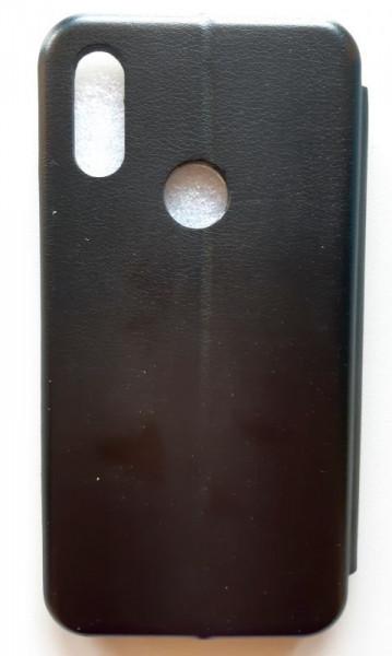 "Preklopna futrola Leather za Xiaomi REDMI 7 2019 (6.26""), crna"