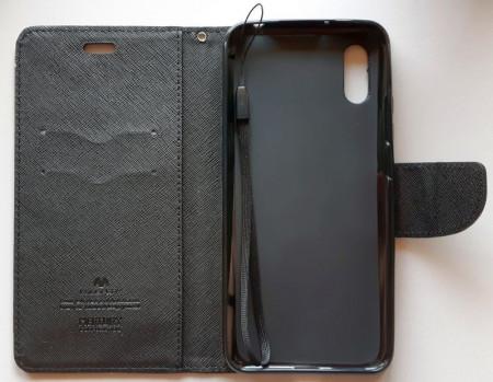 """Preklopna futrola Mercury za Xiaomi Redmi 9A 2020 (6.53"""") crna"""