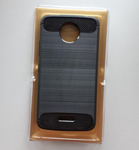 TPU Maska BRUSHED za Motorola Moto C plus