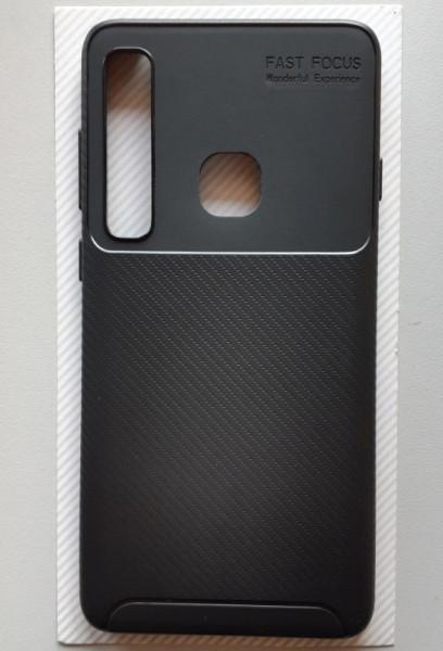 "TPU maska Carbon za SM-A920F GALAXY A9 2018 (6.3""), crna"