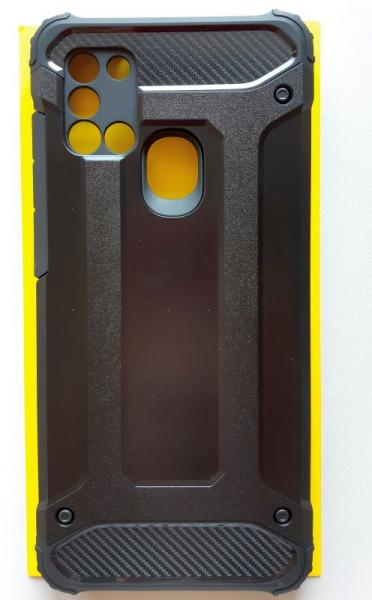 "TPU maska DEFENDER za Samsung Galaxy SM-A217F, Galaxy A21s 2020 (6.5"") crna"