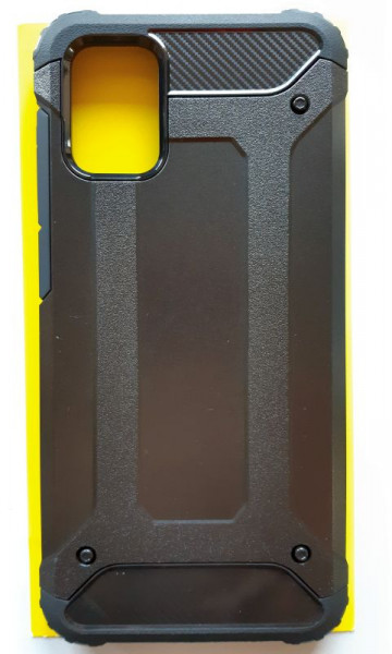 "TPU maska DEFENDER za Samsung SM-A715F Galaxy A71 2020 (6.7"") crna"