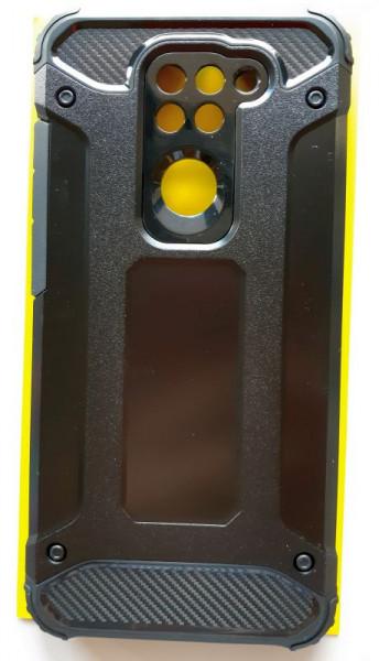 "TPU maska DEFENDER za Xiaomi Redmi Note 9 2020 (6.53"") crna"