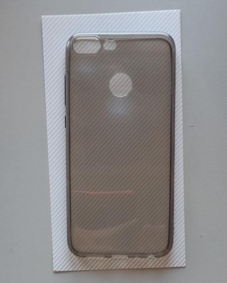 TPU ultra tanka maska 0,3MM za Huawei Honor 9 lite, DIM providna