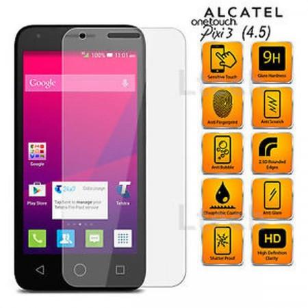 "Zaštitno Kaljeno staklo Tempered Glas za Alcatel Pixi 3  4.5""  2015, OT-4027"