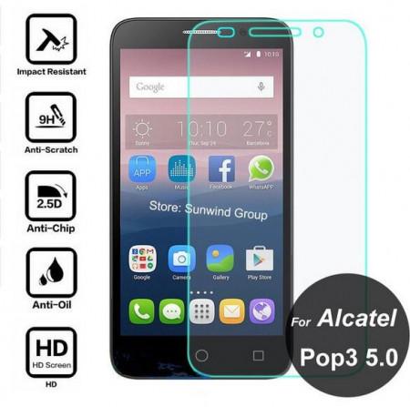 "Zaštitno Kaljeno staklo Tempered Glas za Alcatel Pop 3 (5"") 2015, OT-5015"