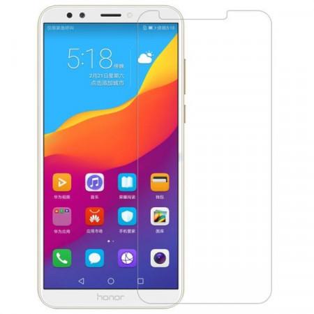 """Zaštitno, kaljeno staklo Tempered glass za Huawei Honor 7C 2018, Y7 Prime 2018 (5.99"""") RAVNO"""