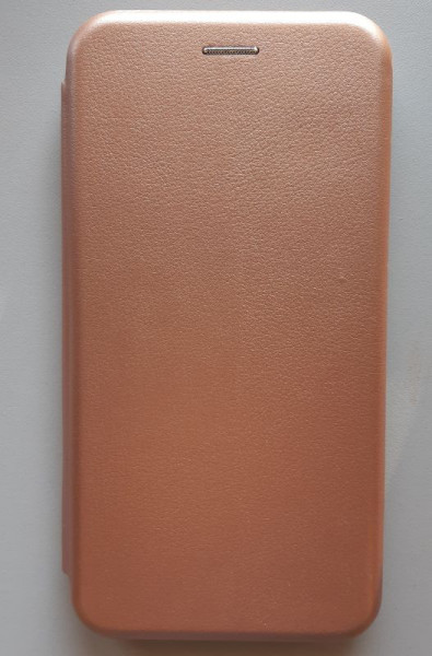 "Preklopna futrola LEATHER za Samsung SM-G770F, Galaxy S10 LITE 2020, A91 2020 (6.7"") pastelna pink"