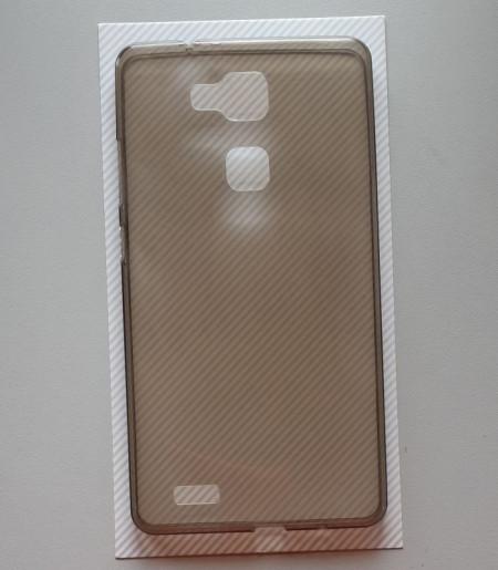 TPU 0,3mm maska za Huawei Mate 7, dim providna