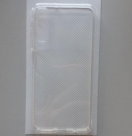 """TPU 0.3mm ultra tanka maska za SM-A750F Galaxy A7 2018 (6.0""""), providna"""