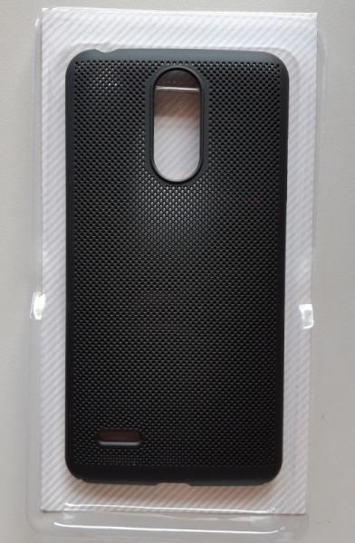 TPU BREATH maska za LG K8 2017 X300, crna