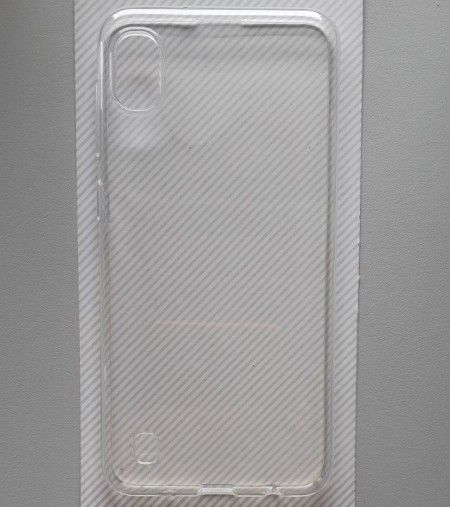 """TPU maska 0.3mm ultra tanka za Samsung Galaxy A10 2019 (6.2"""") providna"""