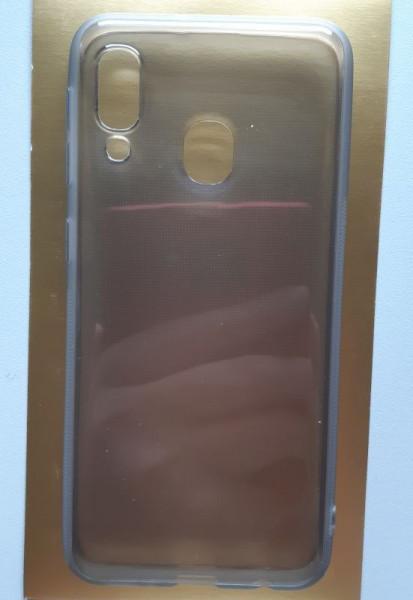 "TPU maska 0.3mm ultra tanka za Samsung Galaxy A20E 2019 (5.8"") smoke"
