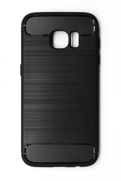 "TPU maska BRUSHED za IPHONE 7 PLUS 2016, iPhone 8 plus 2017 (5.5"") black"