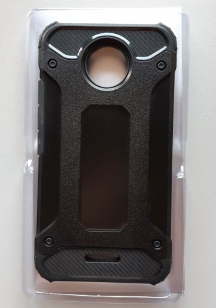 TPU maska DEFENDER za Motorola Moto C (black)