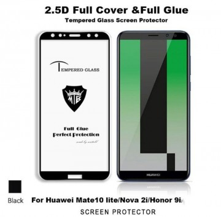 "Zaštitno kaljeno staklo 5D Full Glue za Huawei Mate 10 Lite (5.9"") 2017"