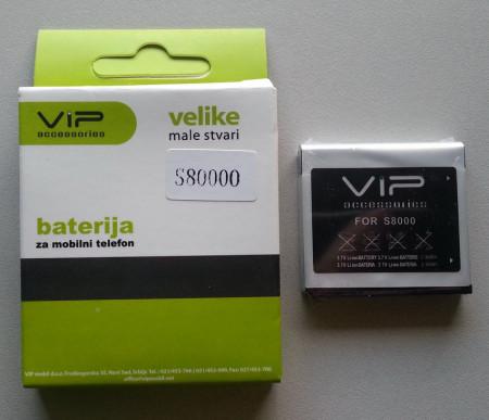Baterija EB664239HU za Samsung S8000 Jet