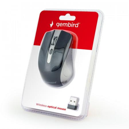 Bežični miš WiFI GEMBIRD MUSW-4B-04-GB