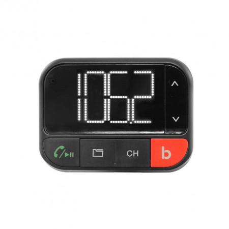 Bluetooth FM transmiter FM modulator MP3 plejer plus USB punjač Prosto BTM712D