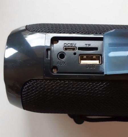 Bluetooth zvučnik sa akumulatorom UBIT ER-10 MITTEL , 10W (2x5W)