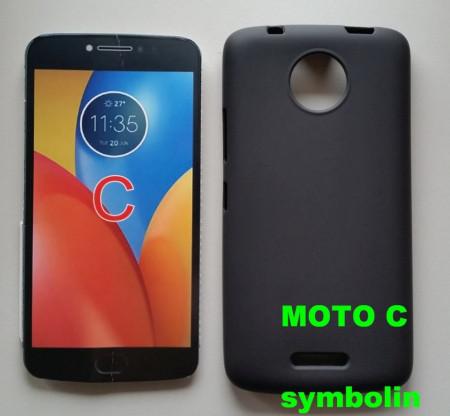 Maska TPU PUDDING za Motorola Moto C